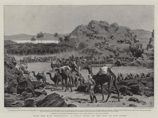 frank-dadd-with-the-nile-expedition-a-daily-scene-on-the-way-to-the-front