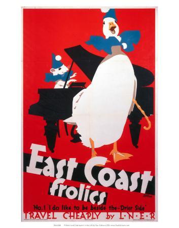 frank-newbould-east-coast-frolics-lner-c-1933