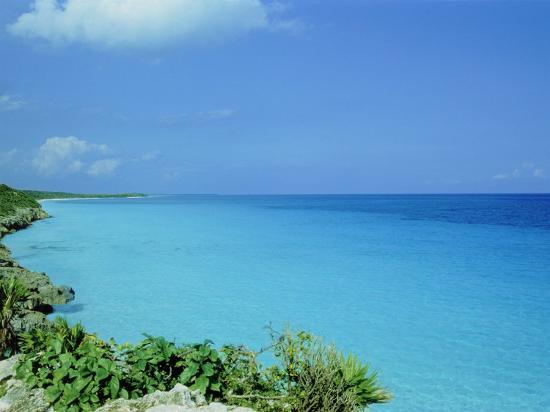 frank-perkins-caribbean-sea-at-tulum-mexico