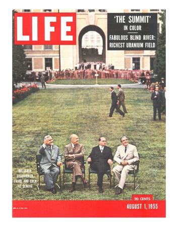 frank-scherschel-eisenhower-bulganin-faure-and-eden-august-1-1955