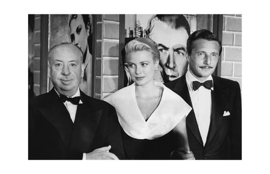 frank-worth-alfred-hitchcock-grace-kelly-and-oleg-cassini