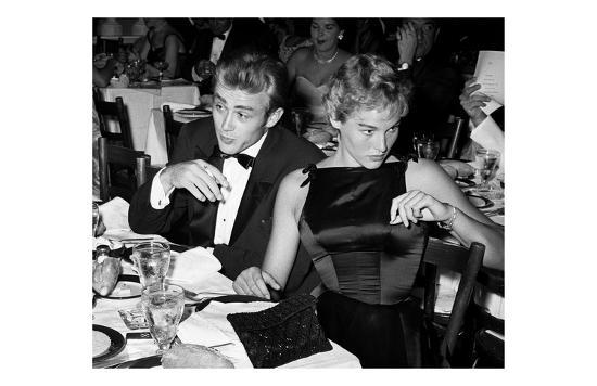 frank-worth-james-dean-and-ursula-andress