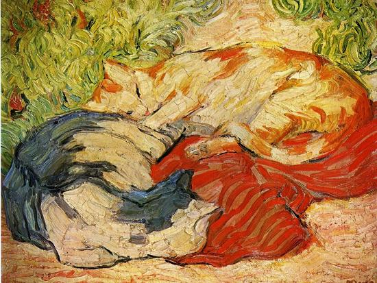 franz-marc-cats-1909-10