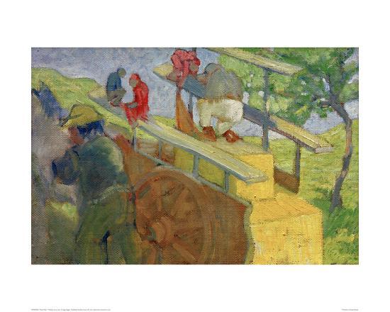 franz-marc-monkey-on-a-cart