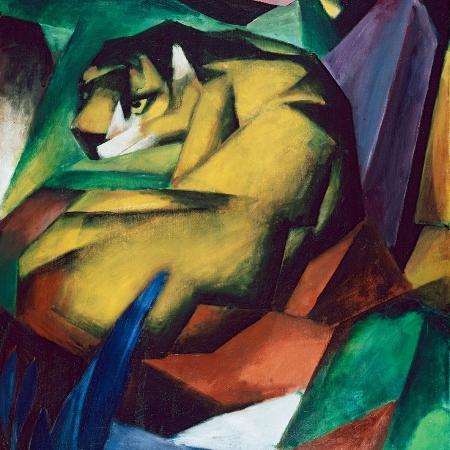 franz-marc-the-tiger-1912