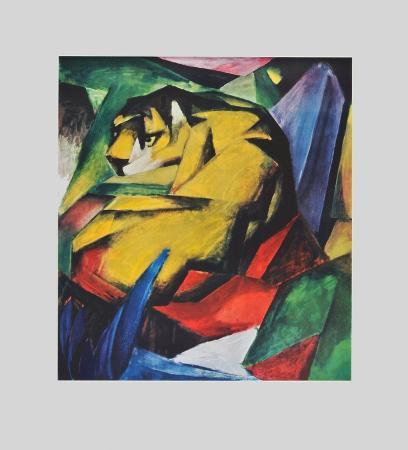 franz-marc-the-tiger-hand-made-paper