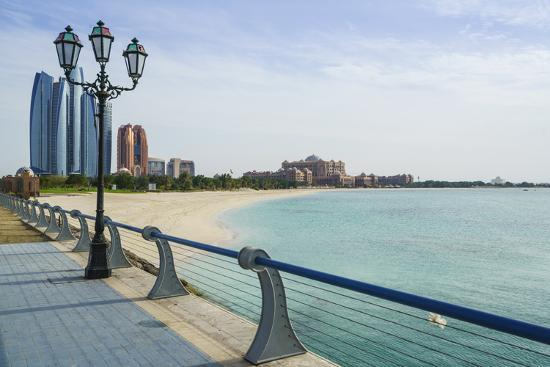 fraser-hall-view-from-the-breakwater-towards-etihad-towers-and-emirates-palace-hotel-and-beach-abu-dhabi