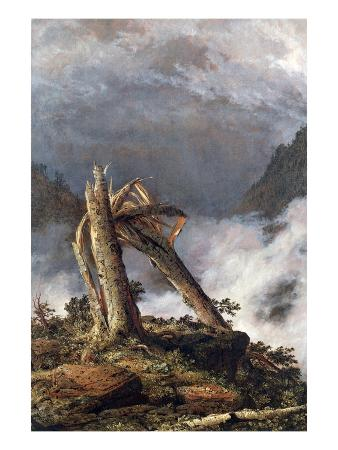 frederic-edwin-church-storm-in-the-mountains