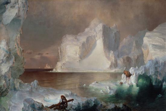 frederic-edwin-church-the-icebergs