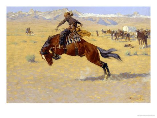 frederic-sackrider-remington-a-cold-morning-on-the-range