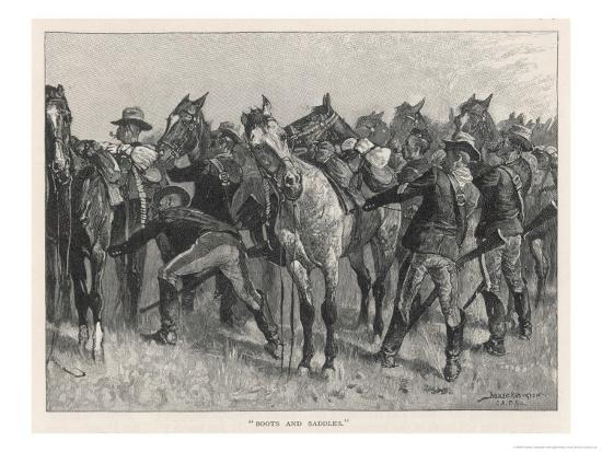 frederic-sackrider-remington-united-states-cavalrymen-mounting-during-the-fighting-against-native-americans