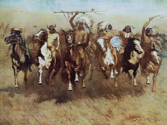 frederic-sackrider-remington-victory-dance