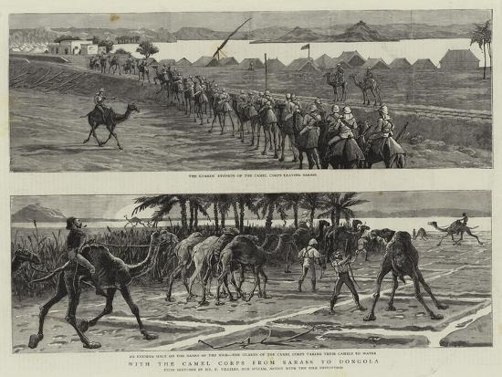 frederic-villiers-with-the-camel-corps-from-sarass-to-dongola
