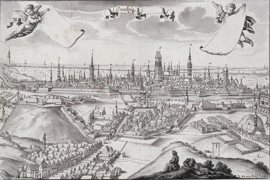 frederich-wener-panorama-of-gdansk