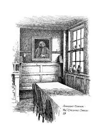 frederick-adcock-johnson-s-corner-the-cheshire-cheese-pub-city-of-london-1912