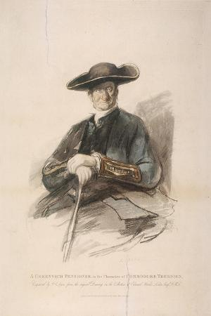 frederick-christian-lewis-greenwich-pensioner-in-the-character-of-commodore-trunion-greenwich-hospital-london-1826