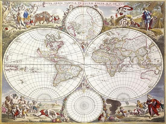 frederick-de-wit-world-map-from-atlas-maior-c-1705