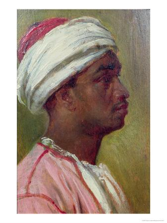frederick-leighton-study-of-a-nubian-young-man