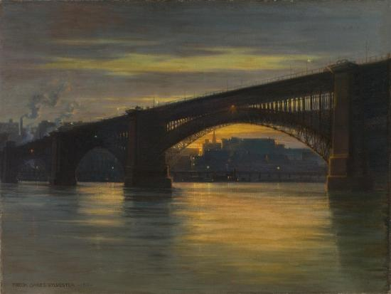 frederick-oakes-sylvester-the-bridge-1903