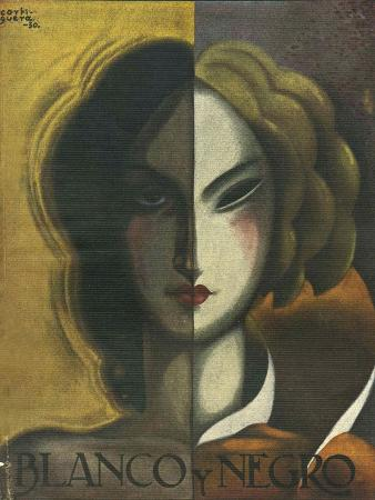 front-cover-of-blanco-y-negro-1930