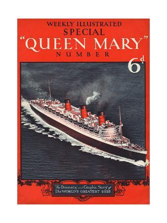 front-cover-of-weekly-illustrated-magazine-queen-mary-steamship-special-issue