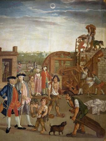 gabriel-maria-rossetti-courtyard-with-machines-for-fulling-fabrics-1764