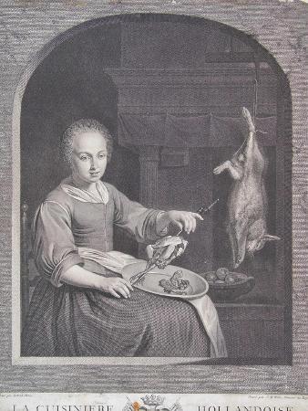 gabriel-metsu-la-cuisiniere-hollandoise