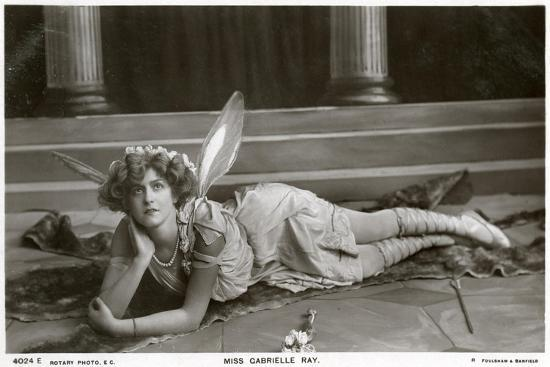gabrielle-ray-english-actress-dancer-and-singer-c1900s