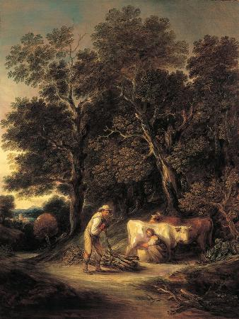 gainsborough-dupont-wooded-landscape-with-milkmaid-and-woodman-or-rural-courtship-c-1792