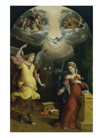 garofalo-the-annunciation