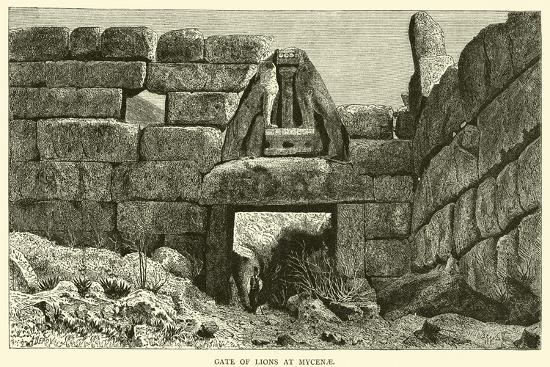 gate-of-lions-at-mycenae