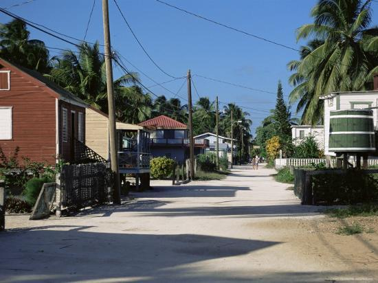 gavin-hellier-front-street-caye-caulker-belize-central-america