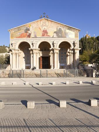 gavin-hellier-the-church-of-all-nations-mount-of-olives-jerusalem-israel-middle-east