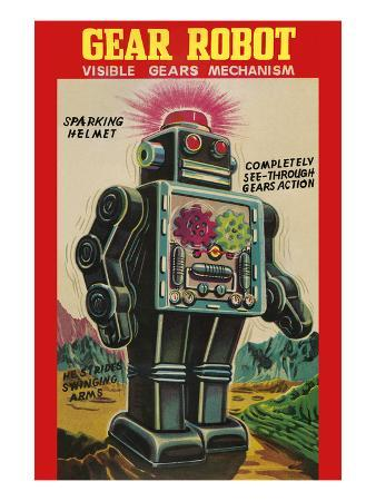gear-robot