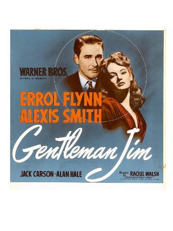 gentleman-jim-errol-flynn-alexis-smith-on-window-card-1942