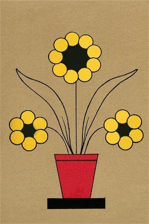 geometric-flower-in-pot