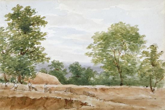 george-arnald-view-from-the-excavations-of-highgate-tunnel-london-1812