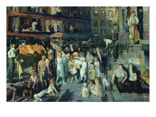 george-bellows-cliff-dwellers