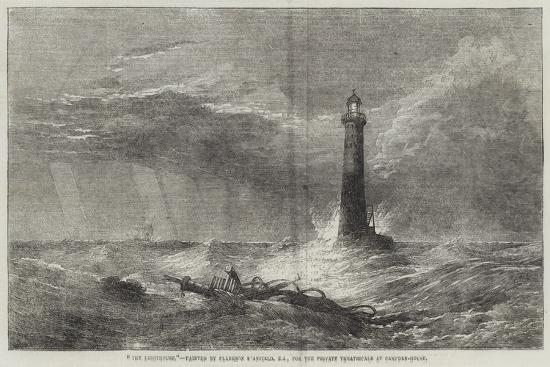 george-clarkson-stanfield-the-lighthouse