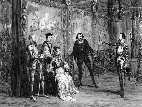 george-cruikshank-sir-thomas-wyatt-dictating-terms-to-queen-mary-in-the-white-tower-c1553