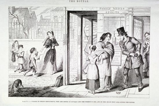 george-cruikshank-the-bottle-1847