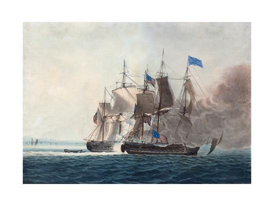george-g-webster-boarding-and-capturing-the-american-frigate-uss-chesapeake-off-boston-on-the-1st-of-june-1813
