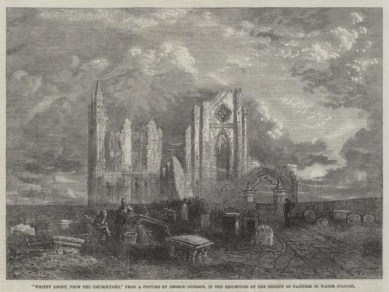 george-haydock-dodgson-whitby-abbey-from-the-churchyard-in-the-exhibition-of-the-society-of-painters-in-water-colours