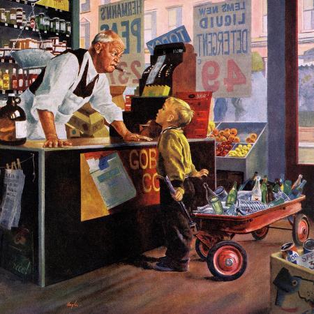 george-hughes-returning-bottles-for-refund-march-28-1959