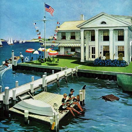 george-hughes-yacht-club-june-23-1962