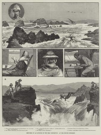 george-l-seymour-sketches-by-an-officer-of-the-nile-expedition-at-the-second-cataract