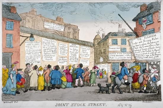 george-moutard-woodward-joint-stock-street-1809