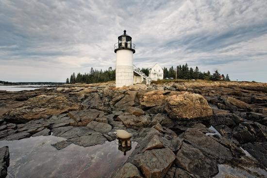 george-oze-lighthouse-view-port-clyde-maine
