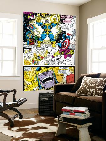 george-perez-infinity-gauntlet-no-4-group-thanos-captain-america-and-drax-the-destroyer