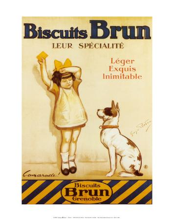 george-redon-biscuits-brun